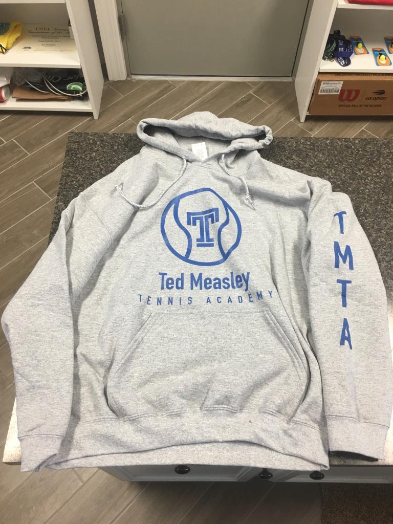 TMTA Hoodie - Grey